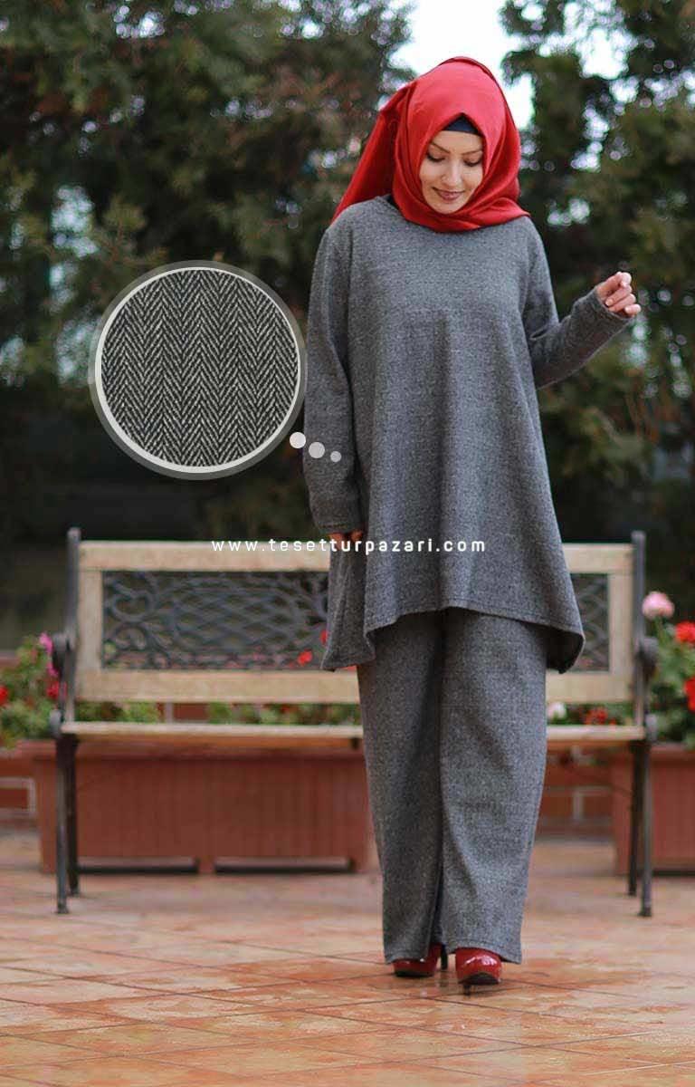 Pantolon Tunik Takım 1006-01