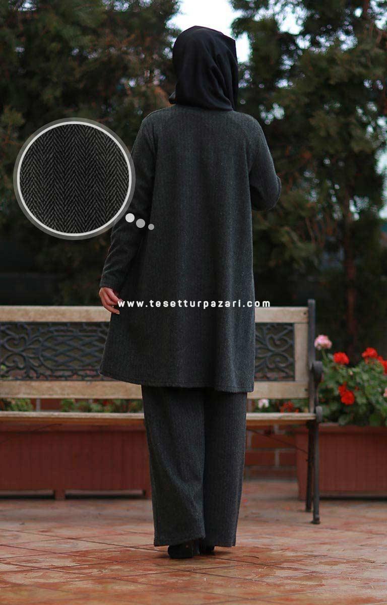 Pantolon Tunik Takım 1006-02