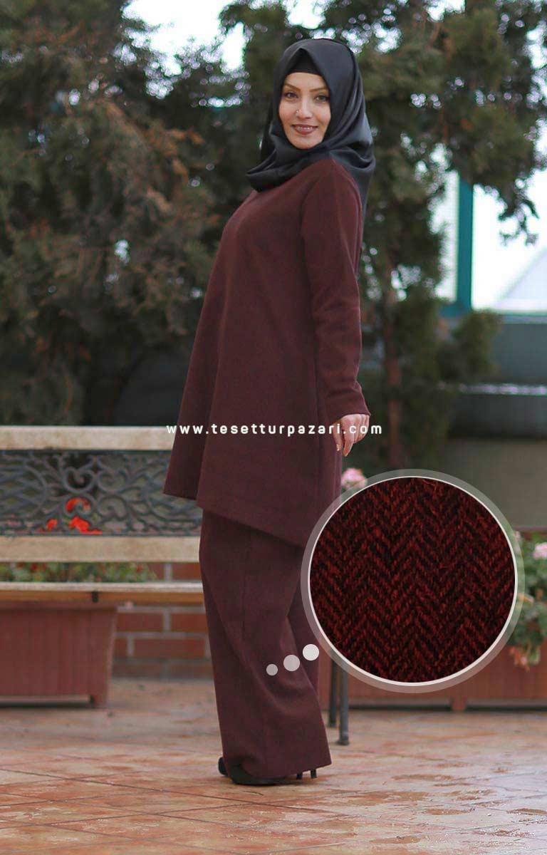 Pantolon Tunik Takım 1006-03